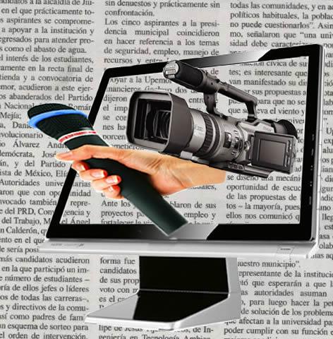 Periodista Web o Ciberperiodista: Su cualidad fundamental es su ...